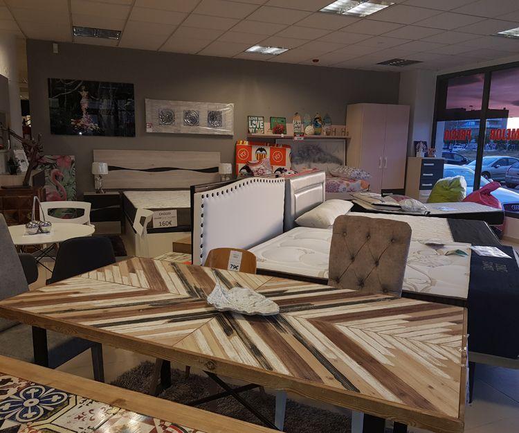 Tiendas de muebles en Aldaia
