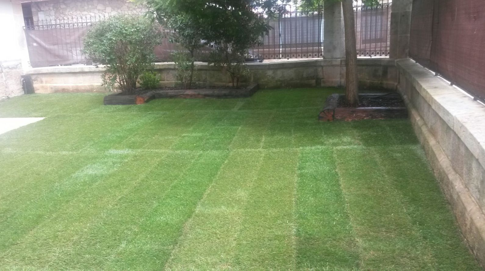 Renovación de jardines: Servicios de Jardinería IGLE-MAN