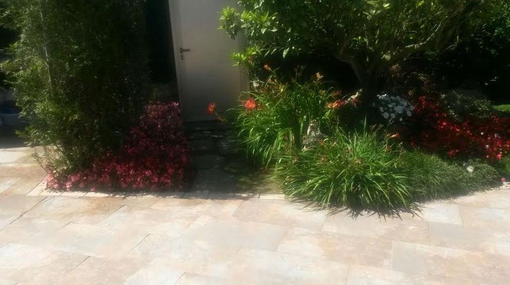 Jardinero en Vizcaya