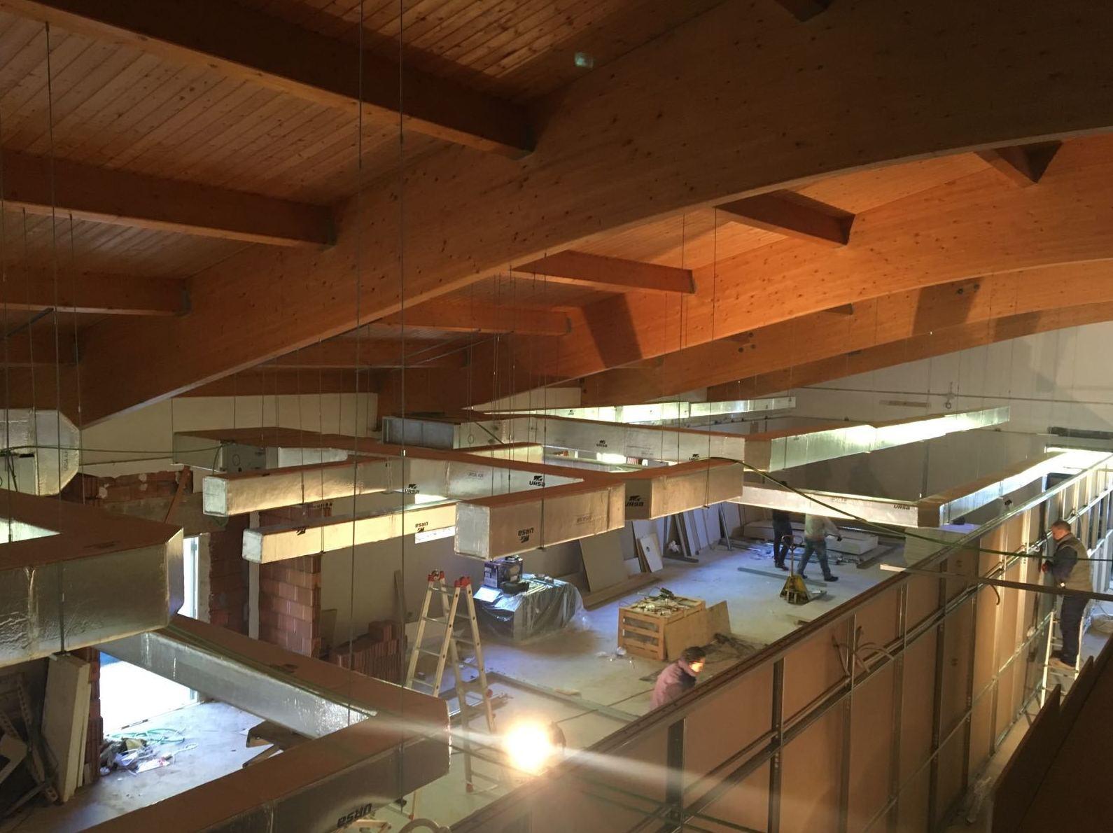 Foto 2 de Instalación de aire acondicionado en Valladolid | Isama Conductos