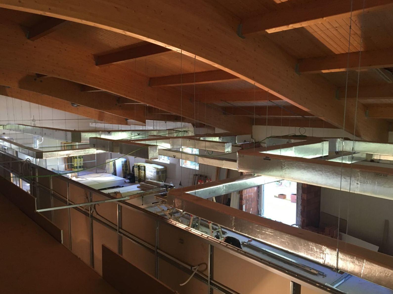 Foto 1 de Instalación de aire acondicionado en Valladolid | Isama Conductos