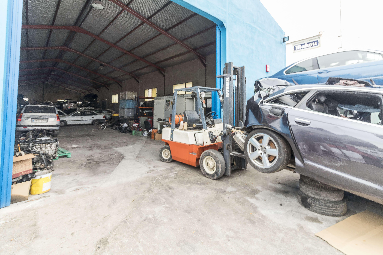 Desguace de coches en Murcia
