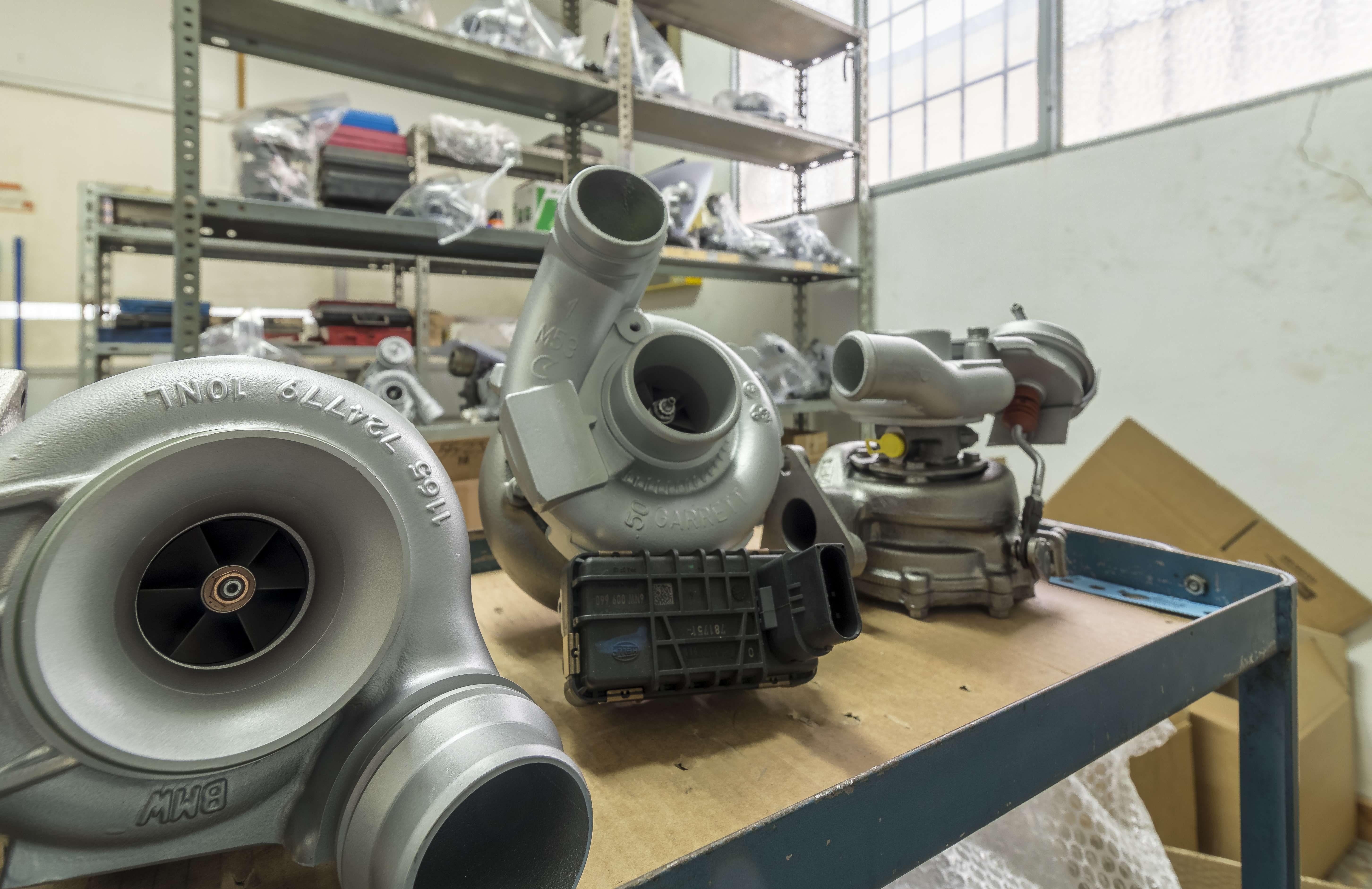Turbos nuevos: Servicios de BrotonAuto