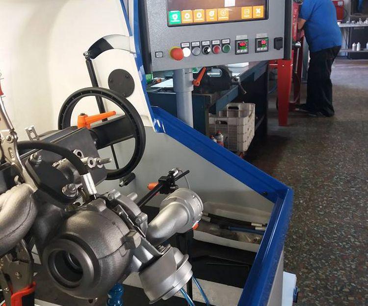 Taller especializado en turbos reconstruidos en Murcia