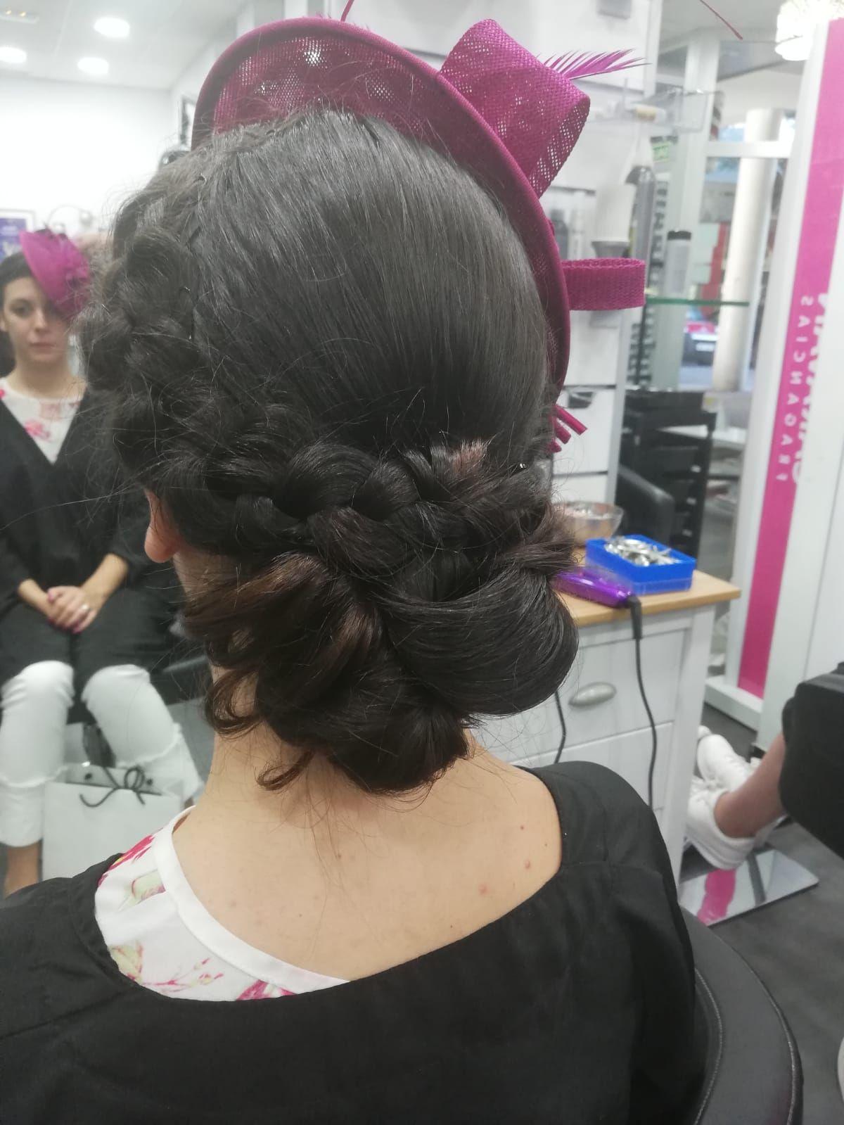 Peinados y recogidos para eventos especiales