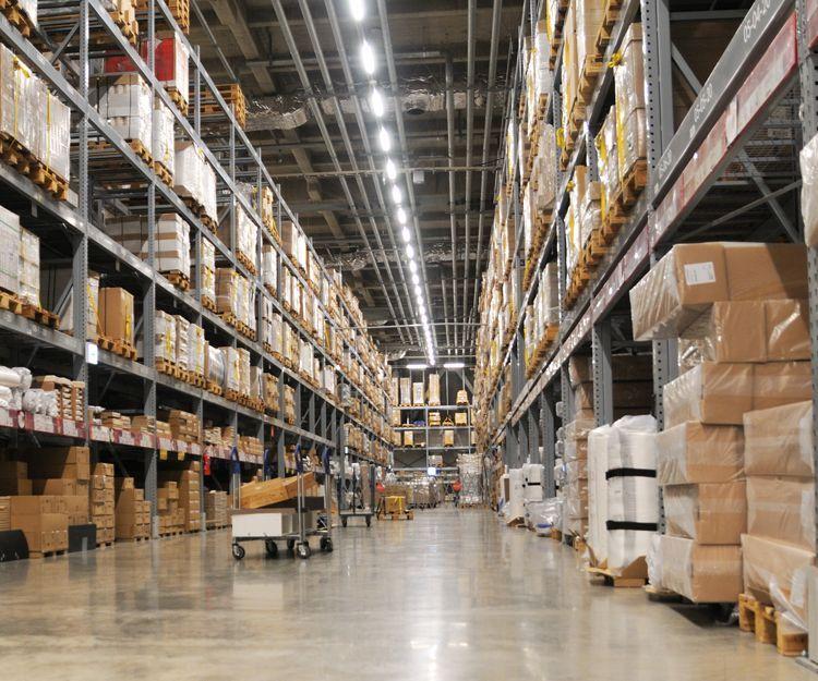 Almacenaje de mercancías en Bizkaia