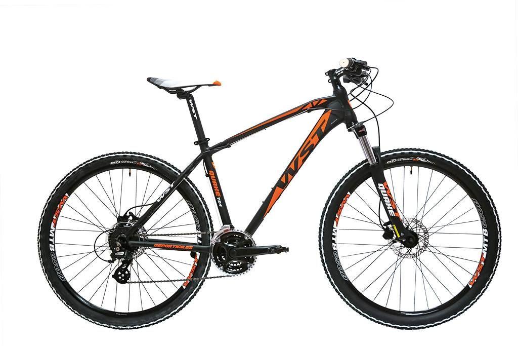 Bicicletas de diferentes modelos y tamaños