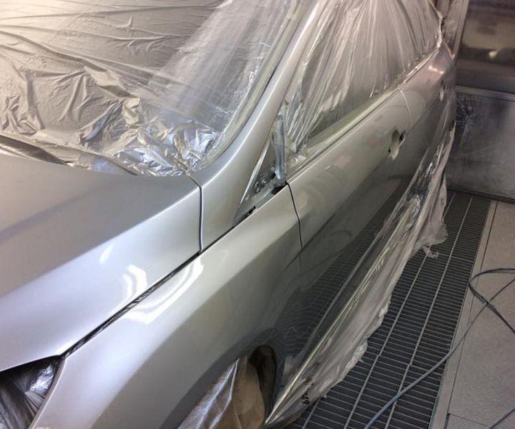 Taller de pintura de coches en Tenerife