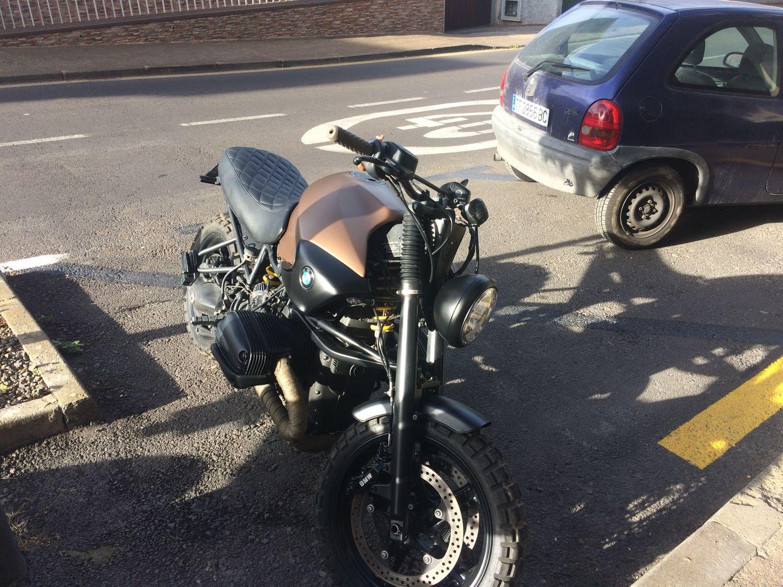Personalización de motos: Servicios de RC Automóviles