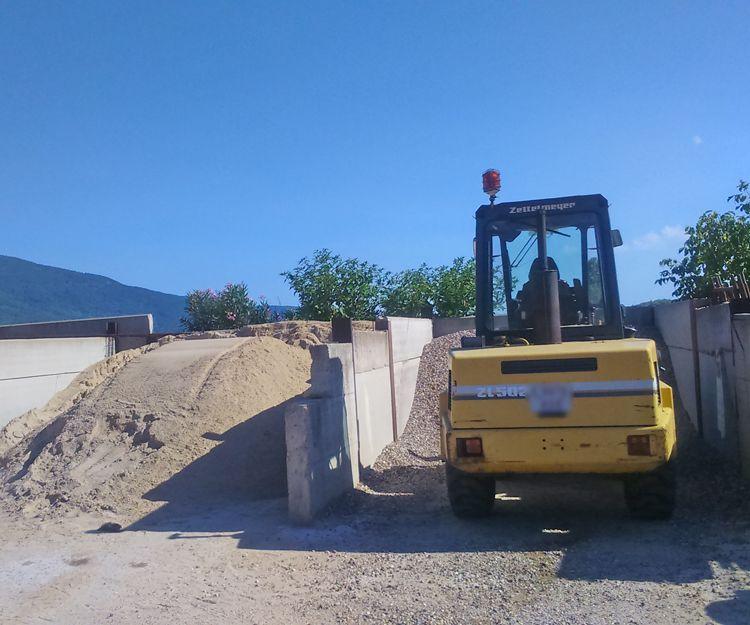 Empresa de materiales de construcción en Ávila