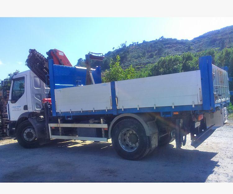 Venta y distribución de materiales de construcción en Ávila