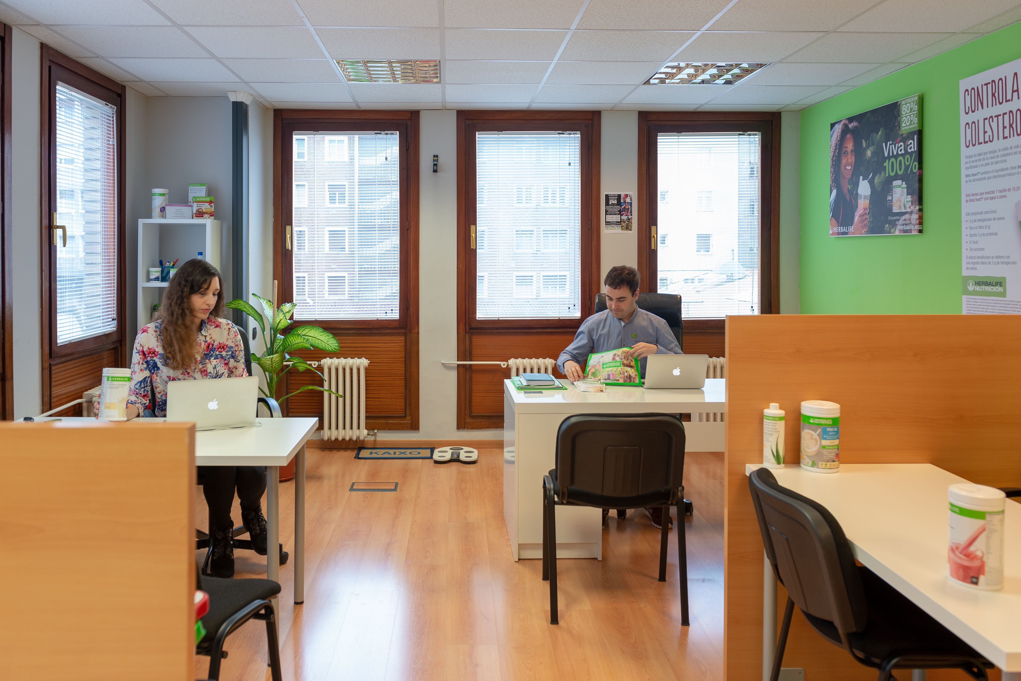 Centro de Bienestar Postas-Araba en Vitoria