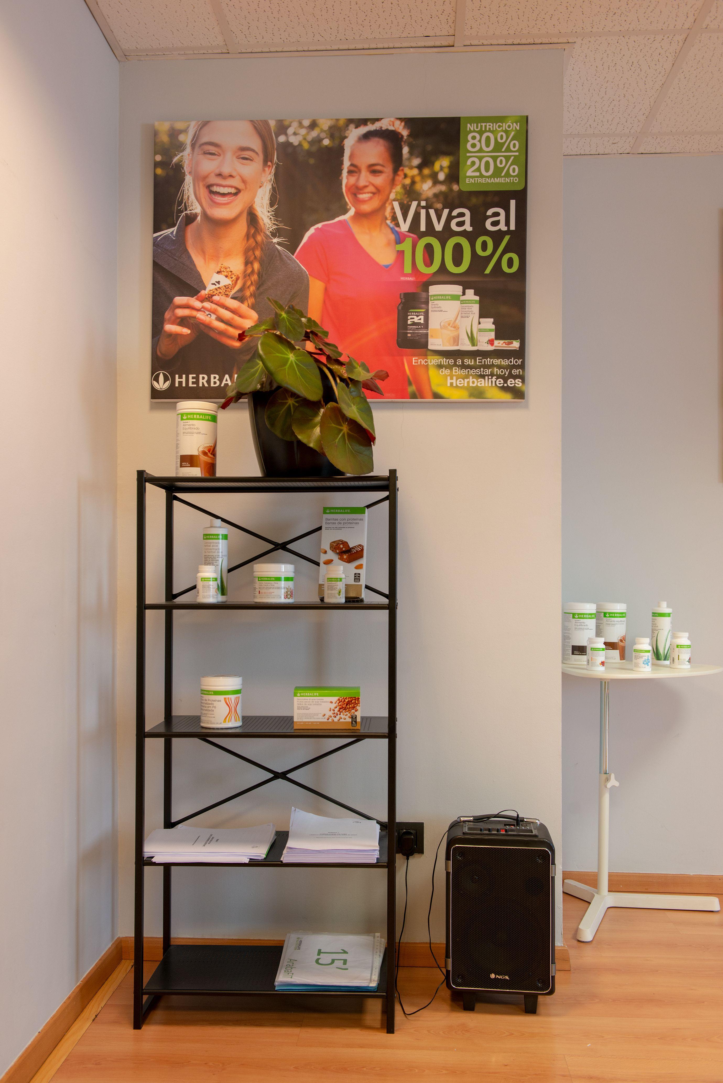 Somos asesores de Bienestar & Nutrición, estamos en Vitoria