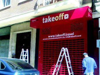 Foto 53 de Rotulación y señalización en Madrid | Rótulos luminosos Fabriluz Neón