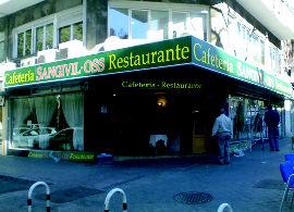 Cajón luminosos instalado en Madrid