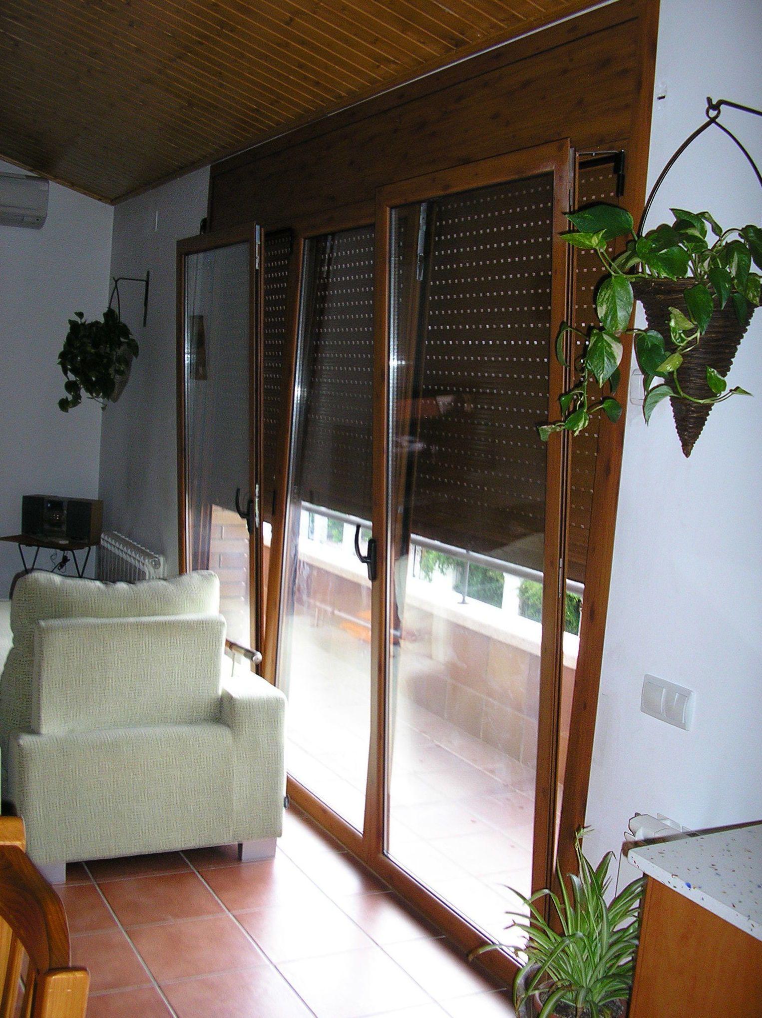 Instalaci n de ventanas de aluminio en manresa barcelona for Instalacion de ventanas de aluminio