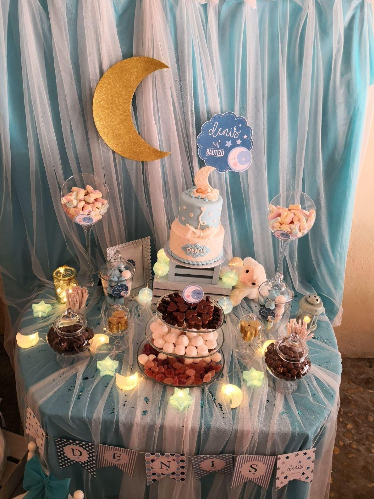 Mesa dulce, bautizo Xativa