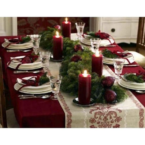 Cómo montar una buena mesa para Nochebuena o Nochevieja