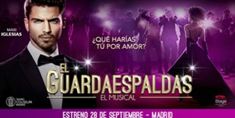 """Viaje a Madrid. Musical """"El Guardaespaldas"""": Servicios de Me & You Eventos y Protocolo"""