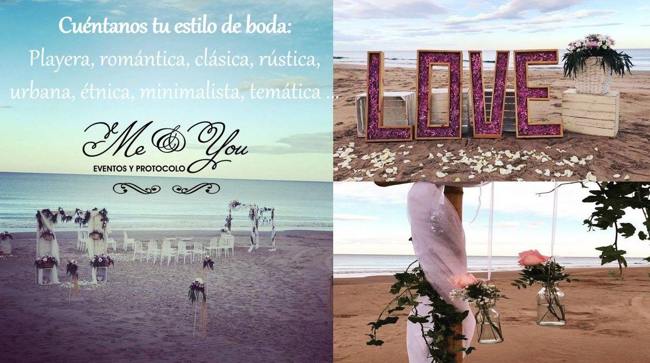 Boda Romántica en la Playa
