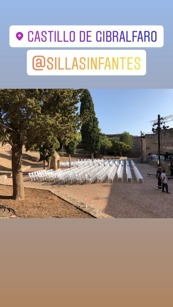 Foto 3 de Catering para eventos en  | Sillas Infantes