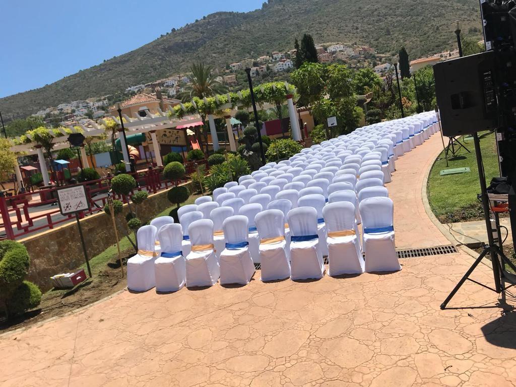 Foto 11 de Catering para eventos en    Sillas Infantes