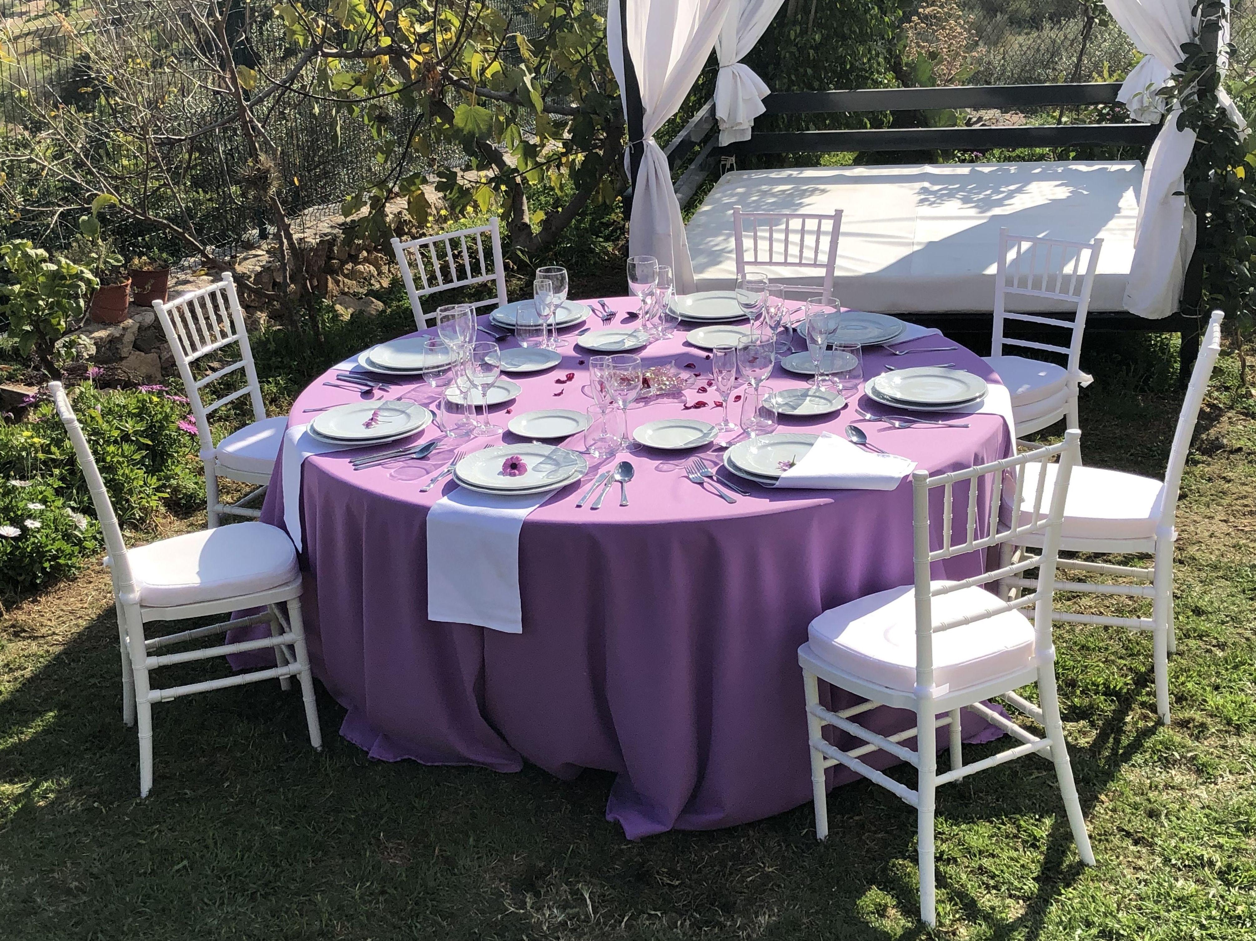 Foto 27 de Catering para eventos en  | Sillas Infantes