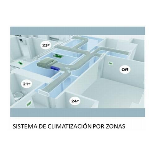 Climatización por zonas: Servicios de Tecnielec