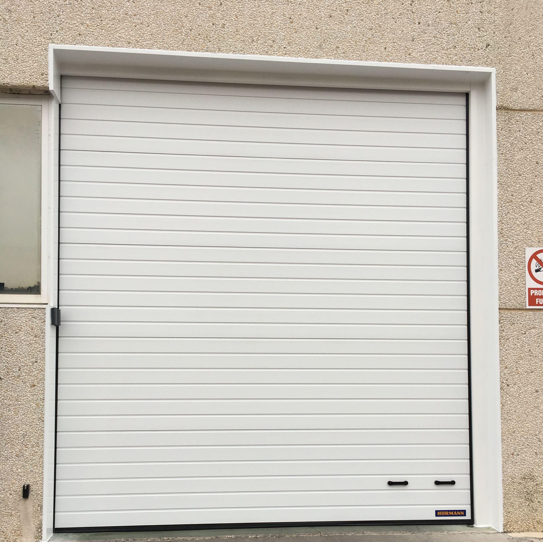 Puertas seccionales industriales Hörmann: Catálogo de Puertas J y P