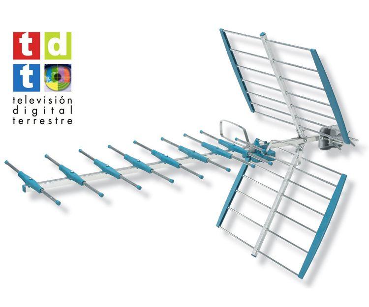 Colocación y mantenimiento de antenas en Zaragoza