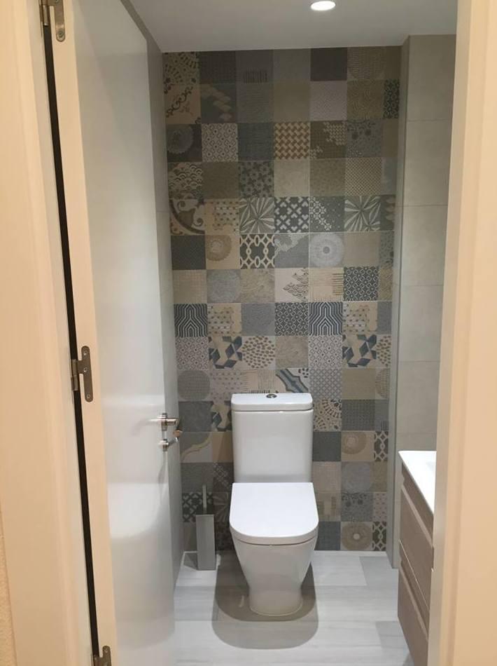 Reformas de baños en Vitoria