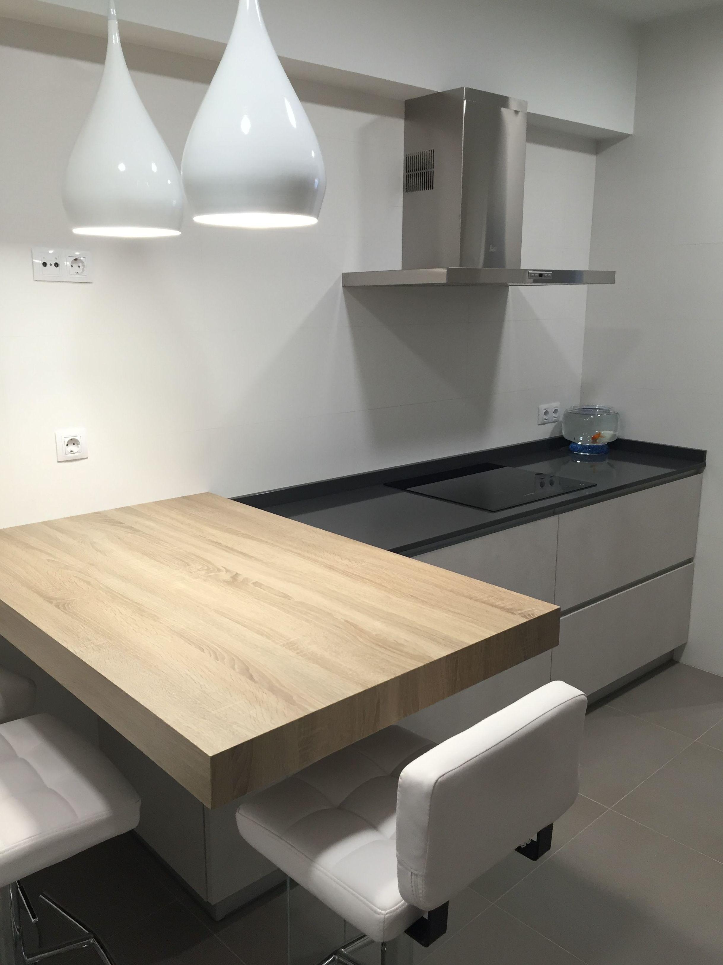 reforma cocina y mobiliario