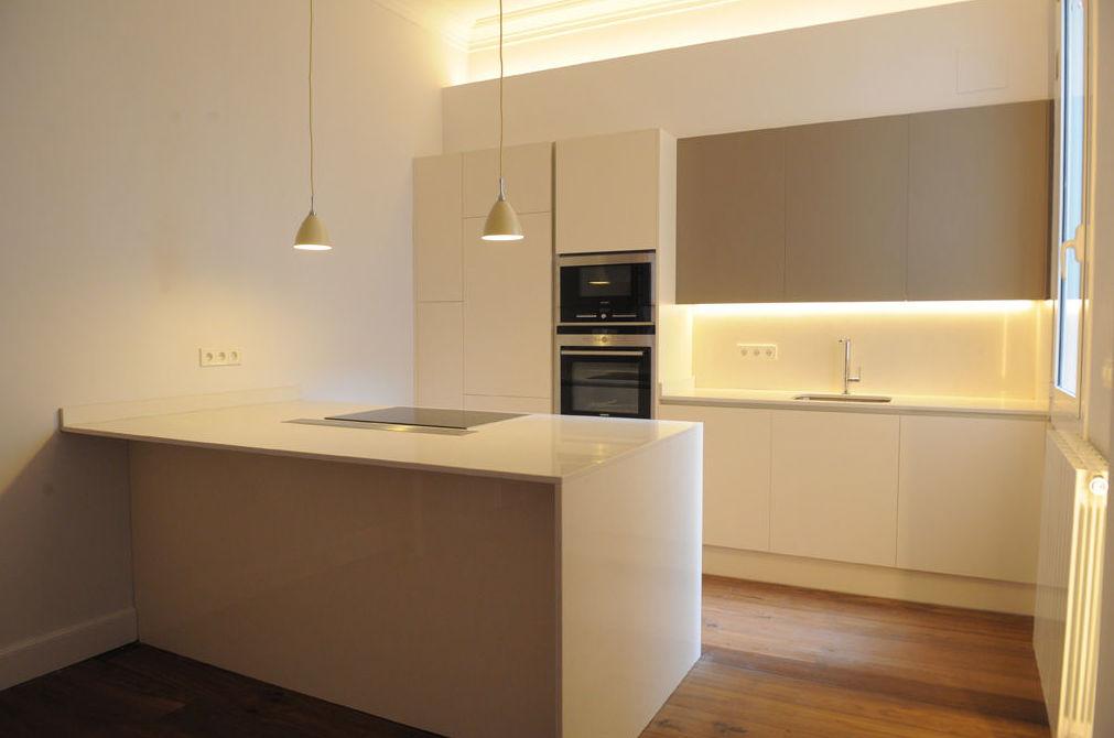 Muebles de cocina en vitoria nerea with muebles de cocina - Cocinas en vitoria ...