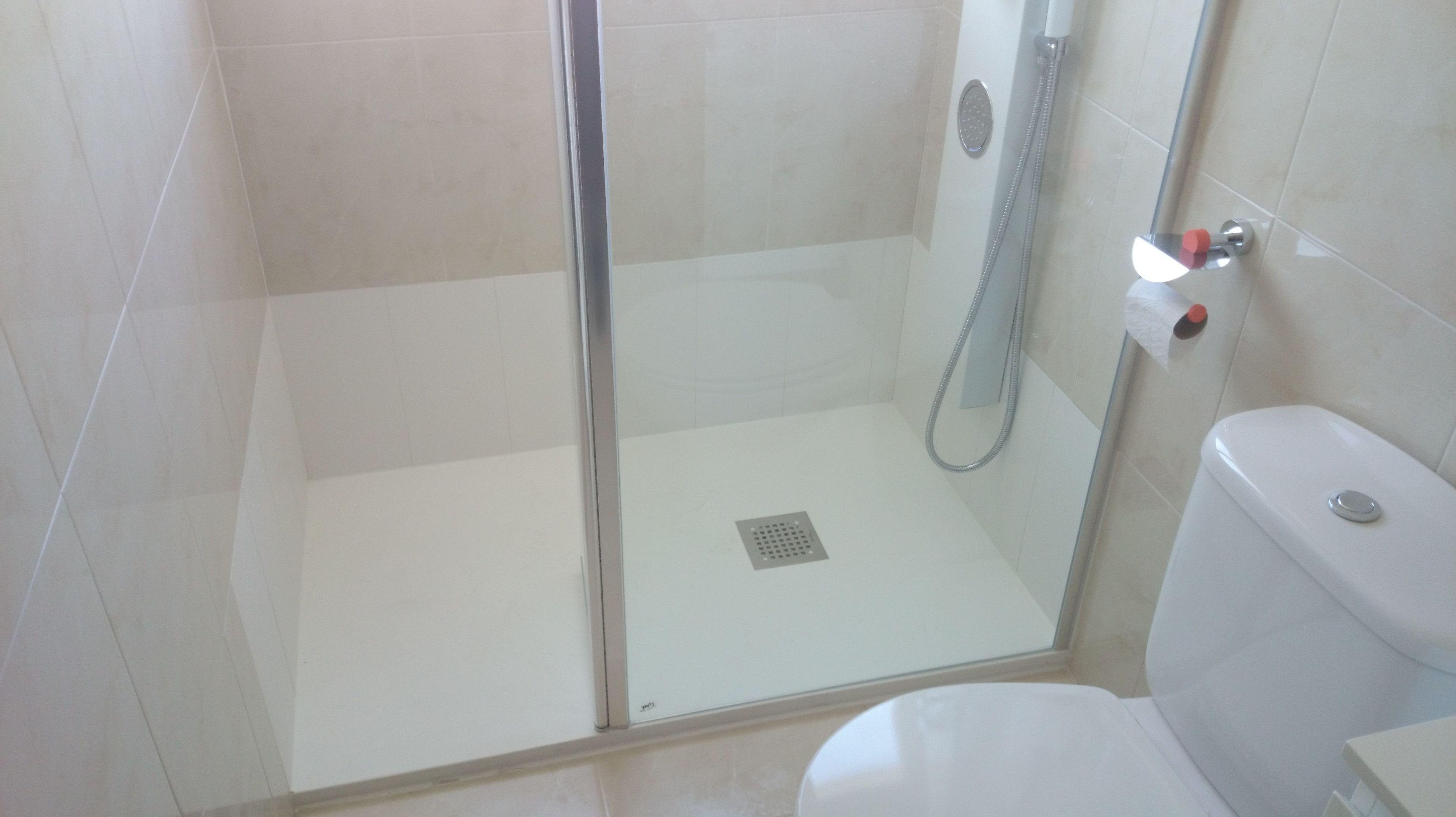 cambio bañera por plato ducha vitoria
