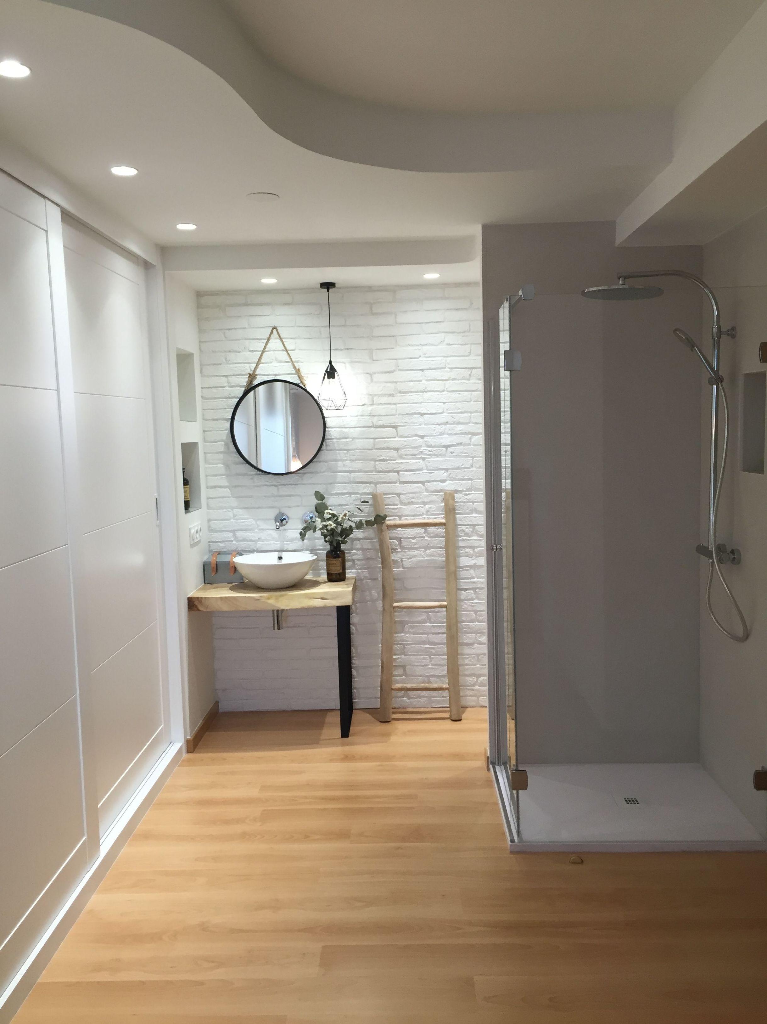 Reforma de baño habitacion