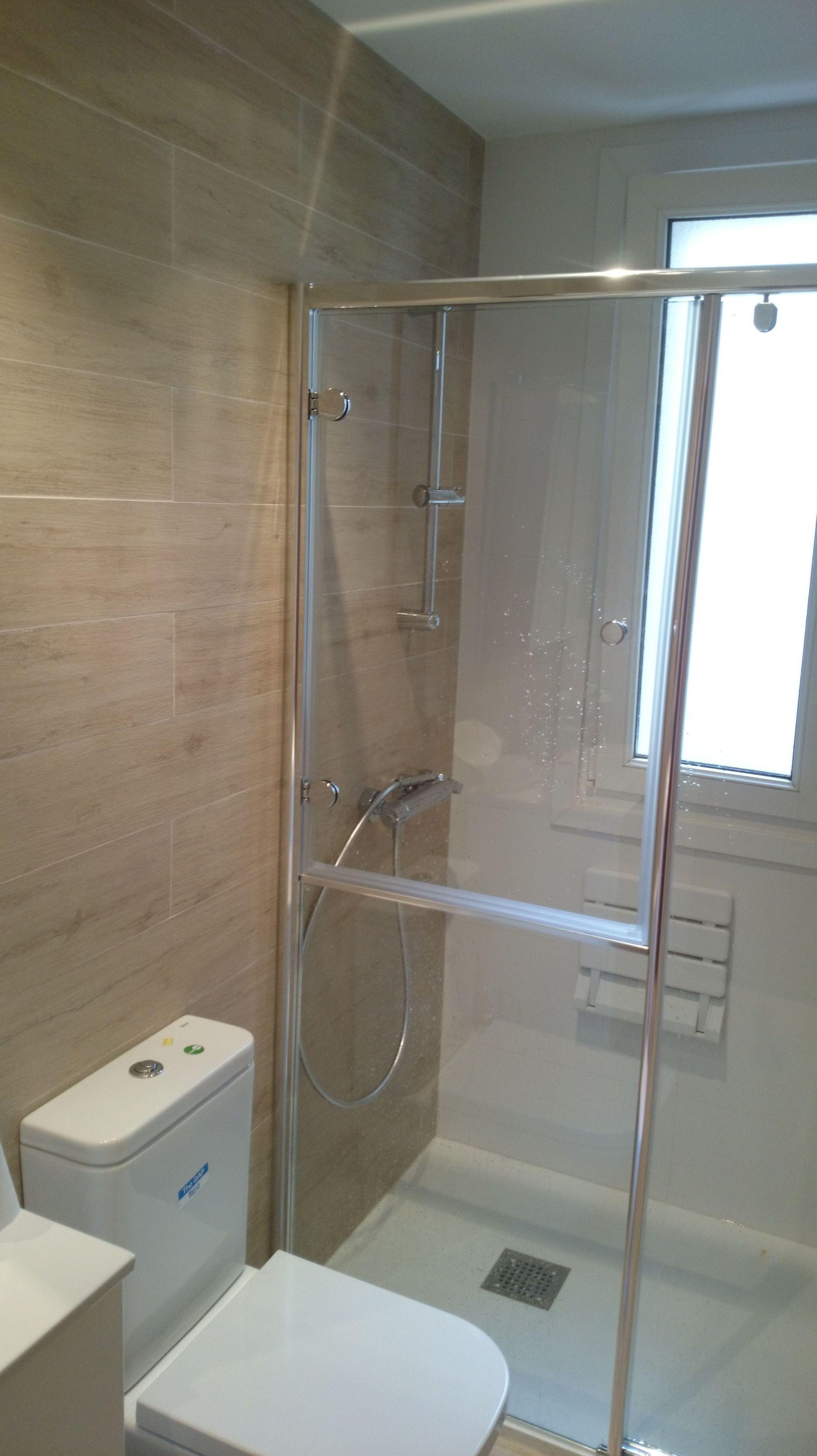 reforma baño minusvalia vitoria