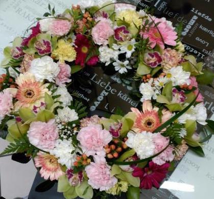 Coronas: Flores de Flores Benedé