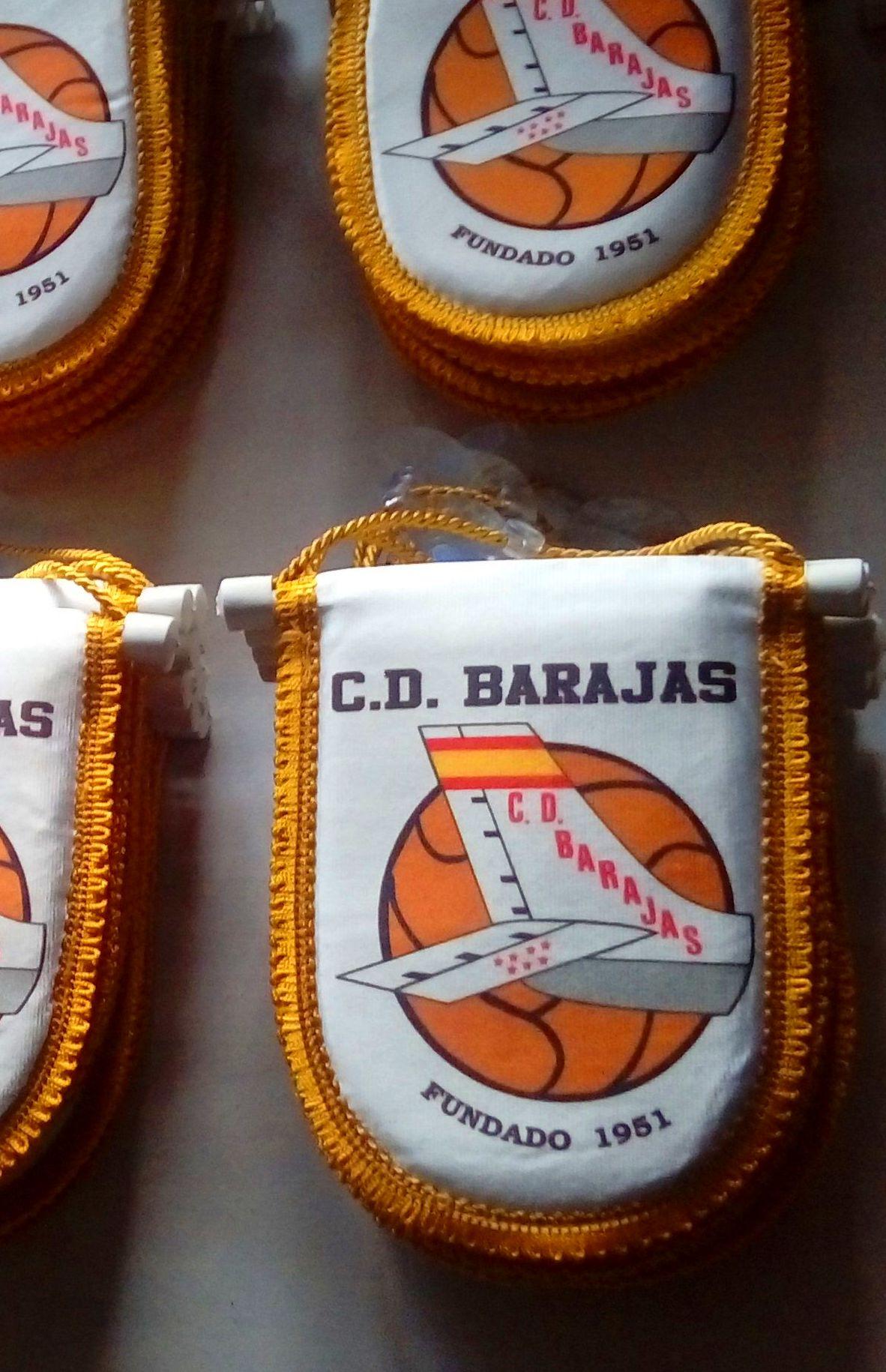 Banderín deportivo pequeño