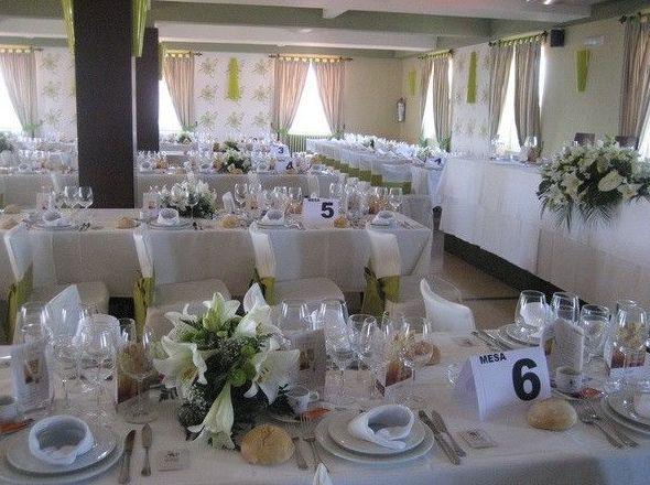 Salón de bodas en El Paso Honroso (Hospital de Órbigo)
