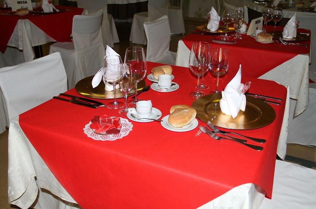 Restaurante para celebraciones familiares en Hospital de Órbigo