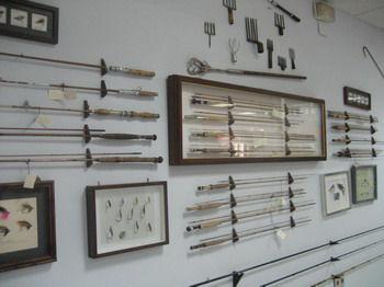 Museo de pesca: Servicios de El Paso Honroso