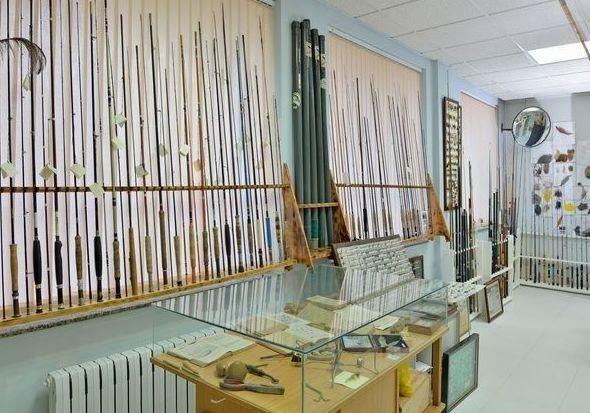 No deje de visitar nuestro museo de la pesca