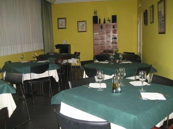 Restaurante en Hospital de Órbigo (León)