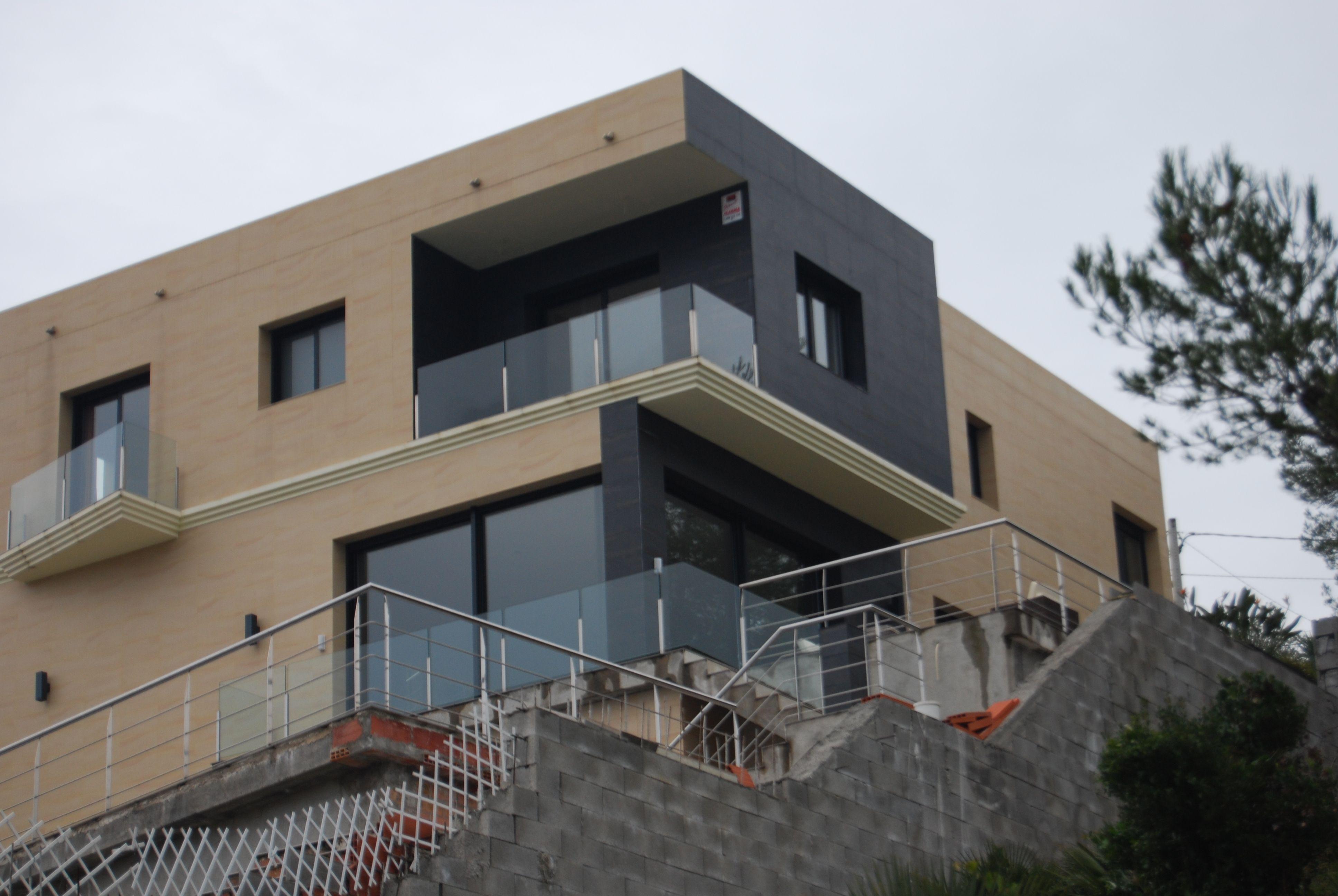 Proyectos de arquitectura: Servicios de Arquimontgros