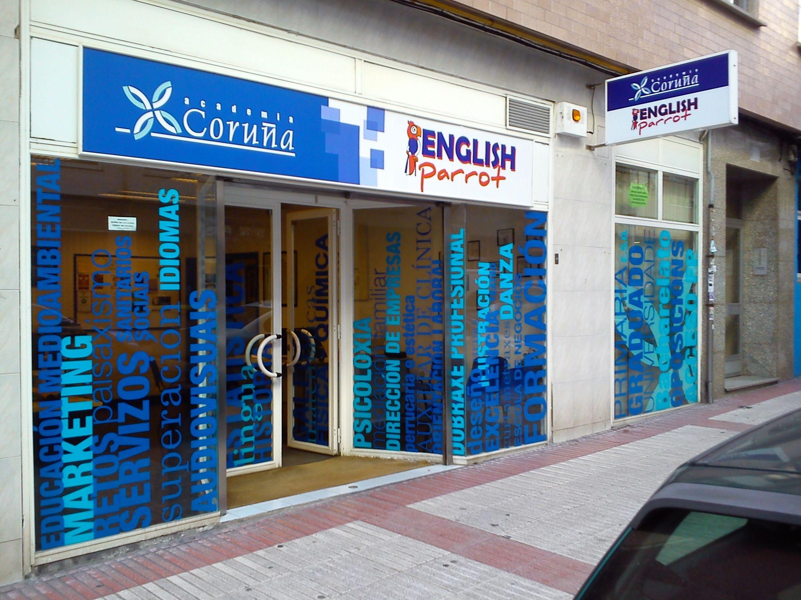 Foto 1 de Academias de Primaria, ESO y Bachillerato en A Coruña | ACADEMIA CORUÑA
