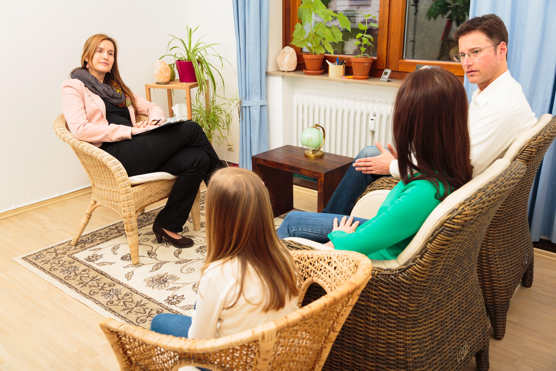 Terapia de familia: Servicios de OP Baras Psiquiatría y Psicología