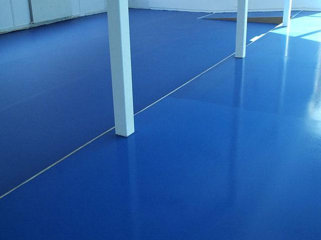 Pavimento ConfortFloor en Madrid