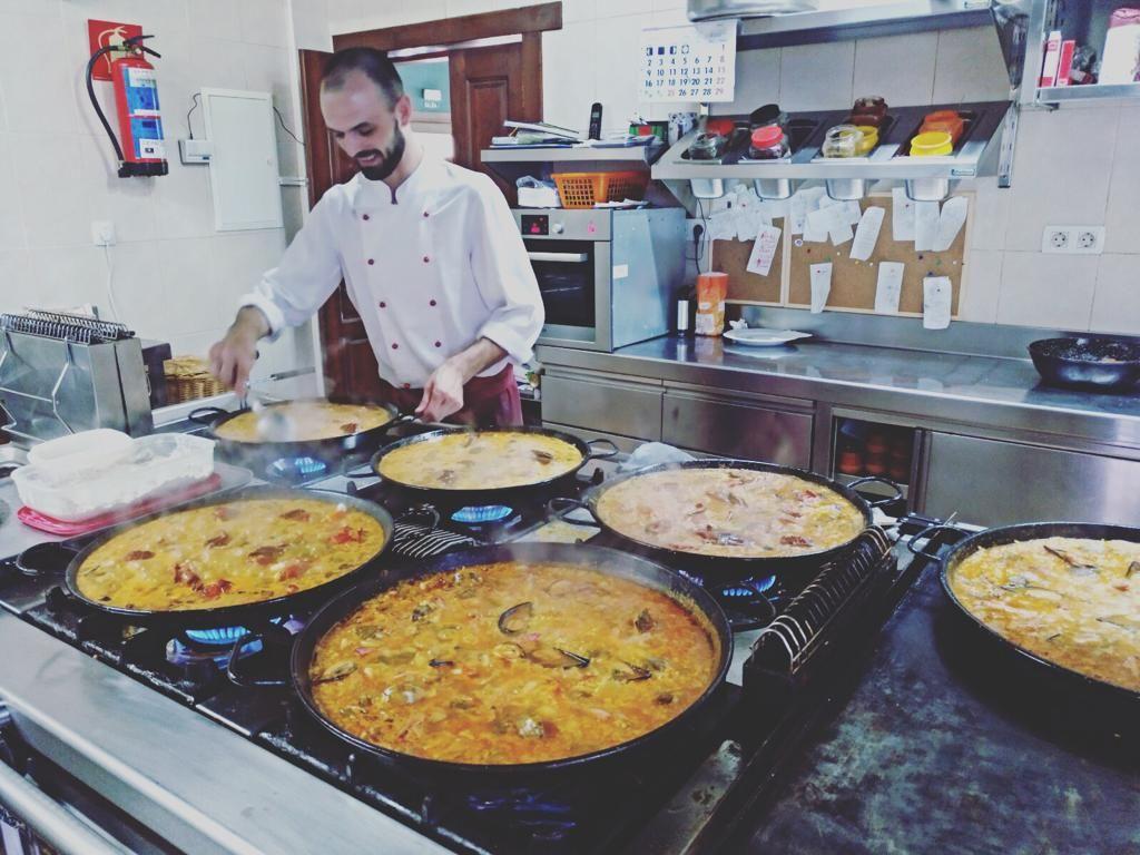 Foto 4 de Cocina tradicional en Ribota de Ordunte   Restaurante Urtegi