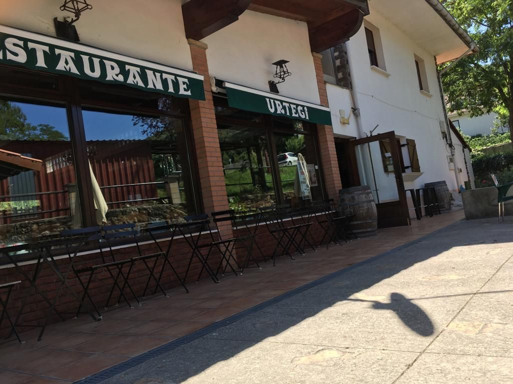 Foto 3 de Cocina tradicional en Ribota de Ordunte | Restaurante Urtegi