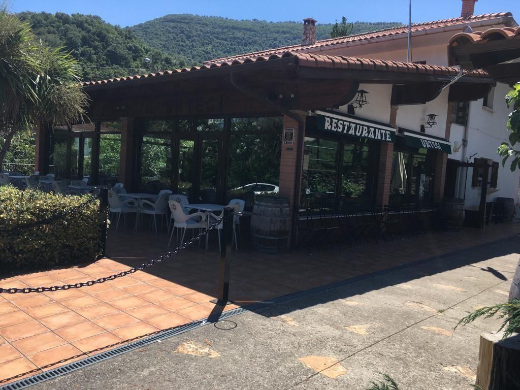 Foto 1 de Cocina tradicional en Ribota de Ordunte | Restaurante Urtegi